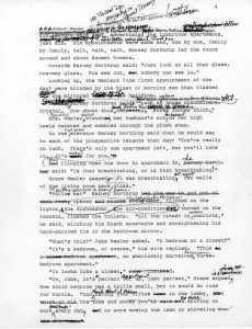 second draft, page 3