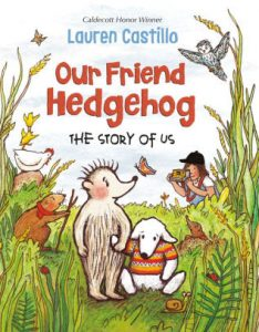 Our Friend Hedgehog cover