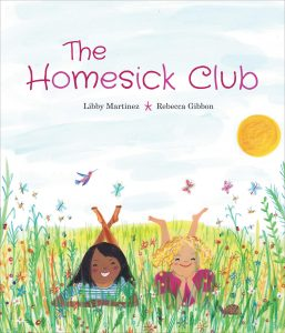 The Homesick Club cover