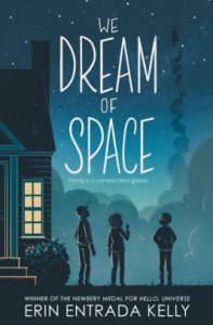 We Dream of Space cover