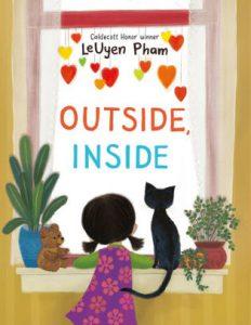 Outside, Inside cover