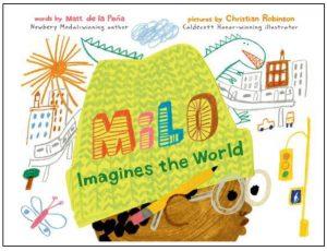 Milo Imagines the World cover