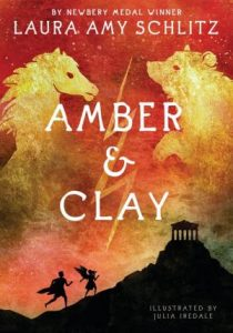 Amber and Clay cover