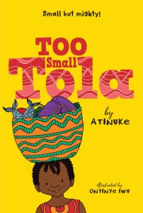 Too Small Tola cover