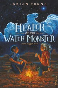 Healer of the Water Monster cover